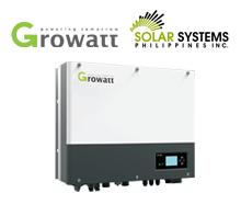 5KW GROWATT SPH5000, HYBRID INVERTER | Solar Systems Philippines