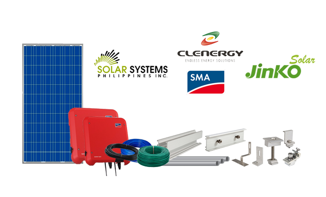 11 34kwp Grid Tie Solar System Solar Systems Philippines